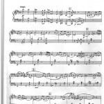"""Шостакович. """"Светлый ручей"""". Виолончельное соло - партия фортепиано. Страница 1"""