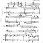 """Шостакович. """"Светлый ручей"""". Виолончельное соло. Страница 3"""