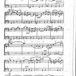 """Шостакович. """"Светлый ручей"""". Виолончельное соло. Страница 4"""