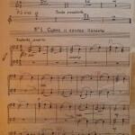 """Чайковский. """"Иолонта"""". Соло страница 1"""