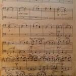"""Чайковский. """"Иолонта"""". Соло страница 2"""