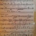 """Чайковский. """"Иолонта"""". Соло страница 5"""