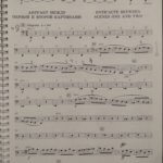 """Шостакович. """"Катерина Измайлова"""". Антракт между 1 и 2 картинами, стр. 1"""